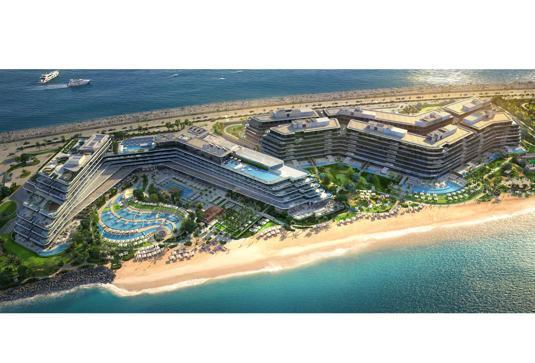 W Hotel And Residence Palm Jumeirah Lms International