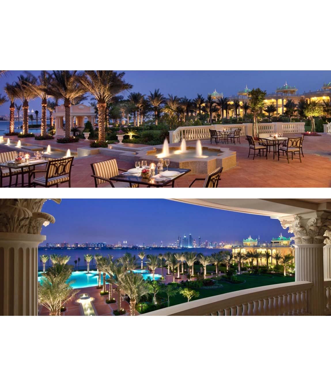 Royal Oaks Apartments Palm Desert: KEMPINSKI HOTEL AND RESIDENCES THE PALM